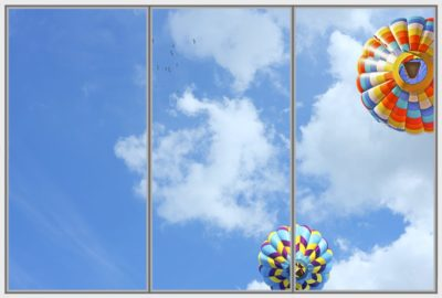 dalle plafond lcumulux Balloon Birds Wide 3