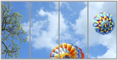 dalle de plafond cumulux BalloonTree Wide 4