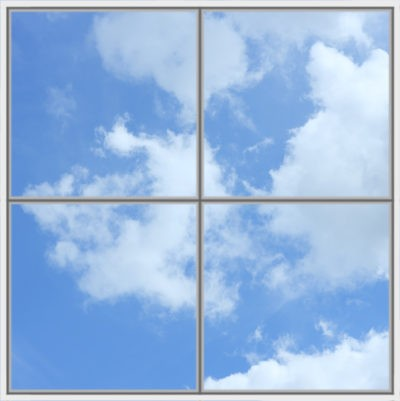 dalle de plafond Cumulus 4 B