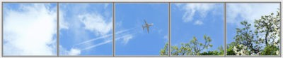 plafond led Fernet Plane 5