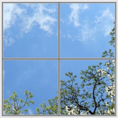 image de ciel de plafond cumulux