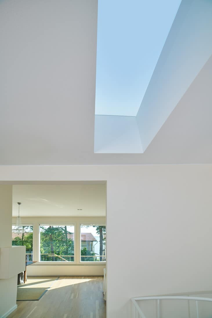 skylight plafond lumineux led