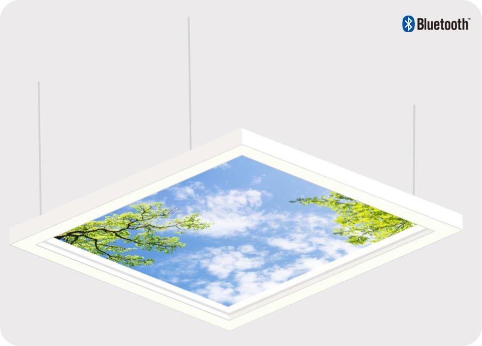 Cumulux Cube 120x120 cm bluetooth